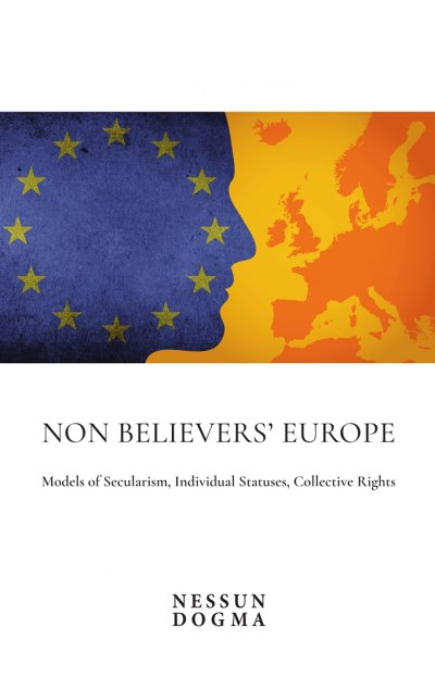 Non Believers' Europe - copertina