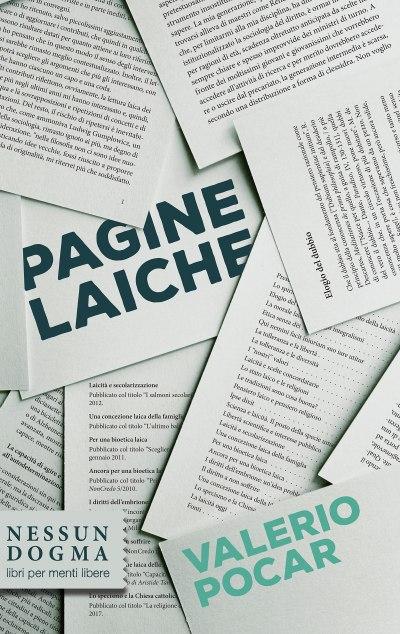 Pagine laiche - copertina